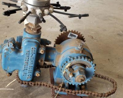 For Sale: John Blue NGP 6055 21 GPM Piston Pump