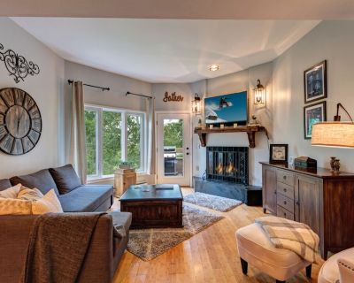 Mountain Modern Townhouse on Eaglevail Golf Course With Swimming Pool Access - Eagle-Vail