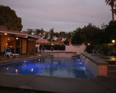 Pool/SPA, Spacious Home on the 9th Green, Live the Life!! - Bermuda Dunes