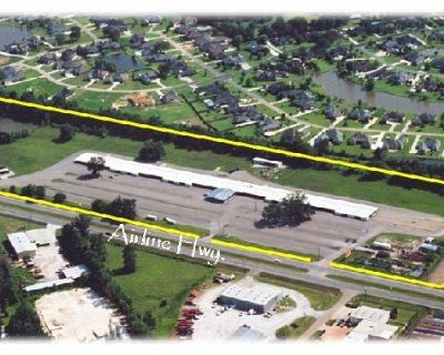 27.64 Acres on Airline Hwy in Prairieville, LA