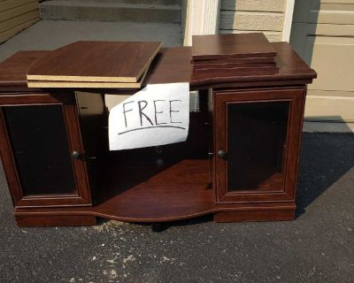 FREE TV Stand!