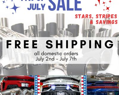 4th of July SALE!!