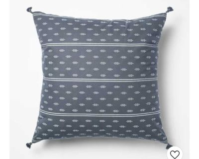 New with tags! Target Threshold/Studio McGee Throw pillow