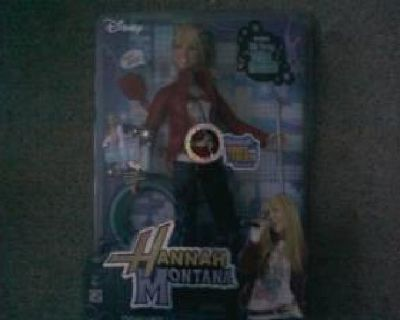 $20 Hannah Montana Collectible Dolls