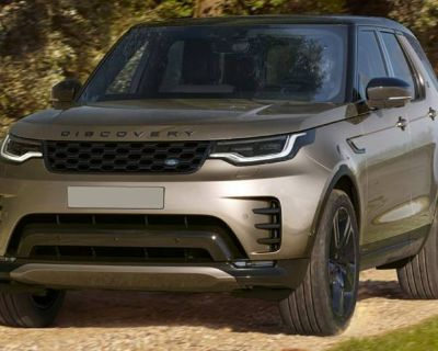 2021 Land Rover Discovery HSE R-Dynamic