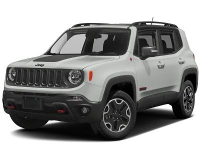 Pre-Owned 2016 Jeep Renegade Trailhawk 4WD Sport Utility