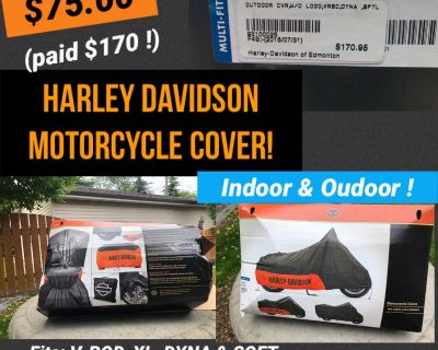 Harley Motorcycle Cover