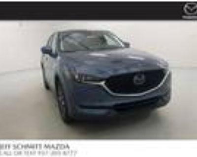 2018 Mazda CX-5 Blue, 27K miles