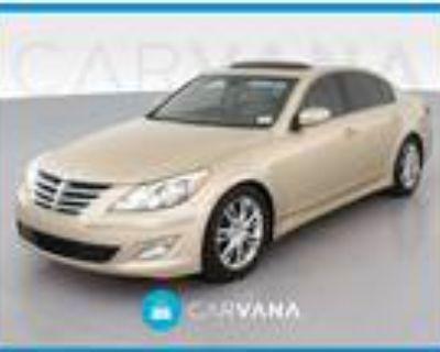 2012 Hyundai Genesis Gold, 53K miles