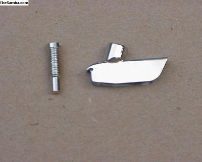 1973-79 convertible vent window pivot and screw