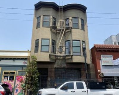1564A Haight St, San Francisco, CA 94117 3 Bedroom Apartment