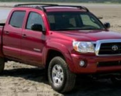 2007 Toyota Tacoma Double Cab 6.1' Bed V6 4WD Automatic
