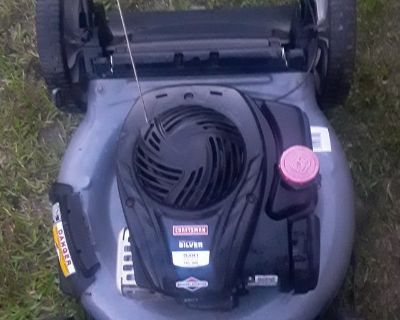 Craftsman push lawn mower for sale