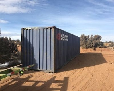 BLOW OUT SALE! 40' Shipping Containers! Get one before they're gone!