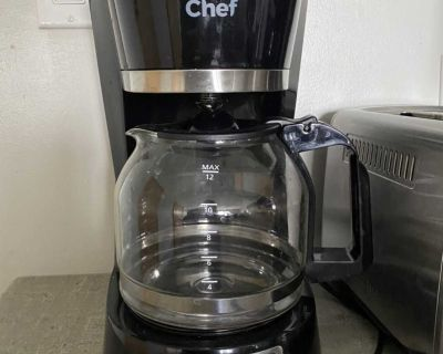 12-Cup Master Chef Coffee Maker