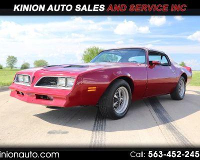 1977 Pontiac Firebird 2dr Coupe