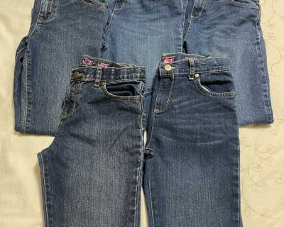 Girls jeans size 12