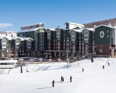 Park City, ski in /out 2 bedroom - North Park City