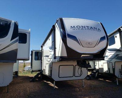 2022 Keystone Rv Montana High Country 331RL
