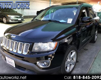 2014 Jeep Compass FWD 4dr Limited