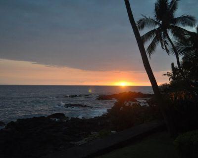 Kailua- Kona, Hi Vacation Rental Home With Pool - Kahaluu Bay
