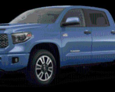 2021 Toyota Tundra SR5 CrewMax 5.5' Bed 5.7L 4WD