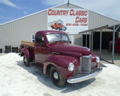 1949 International KB1