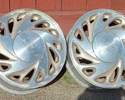 "Ford 15"" Aluminum Alloy Wheels / Rims"