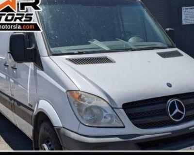 2012 Mercedes-Benz Sprinter Cargo Van 3500