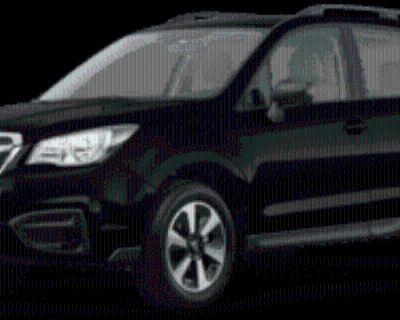 2018 Subaru Forester 2.5i CVT
