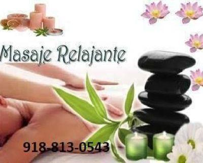 Masajes A Domicilio Tulsa Massage  9188130543