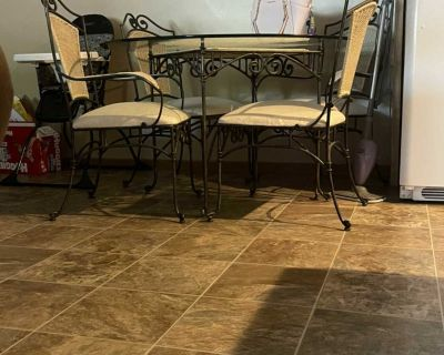 Kitchen and side tables set