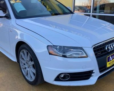 2012 Audi A4 Premium Plus