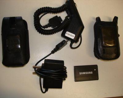 VERIZON ~ Samsung Accessories For SCH-U540 Cell Phone !