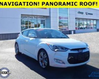 2017 Hyundai Veloster Value Edition DCT
