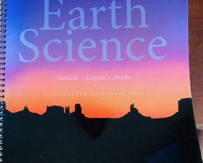 College Textbook - Earth Science