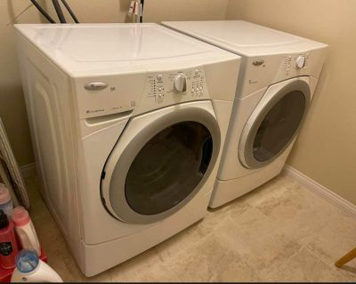 Washer and dryer great condition location granada hills
