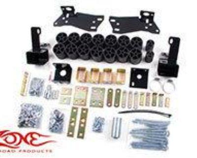"Zone 3"" Body Lift Kit Chevy Silverado Gmc Sierra 1500 1/2 Ton 06-07 2wd 4wd 5.3"