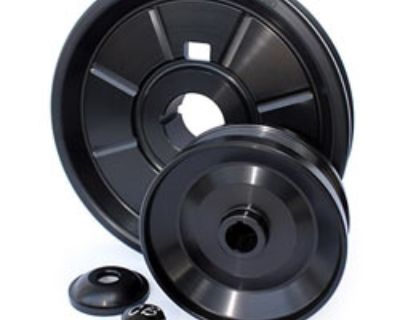 cb performance serpentine pulley system
