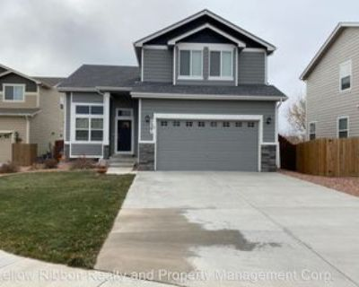 7361 Tributary Ct, Fountain, CO 80817 4 Bedroom House