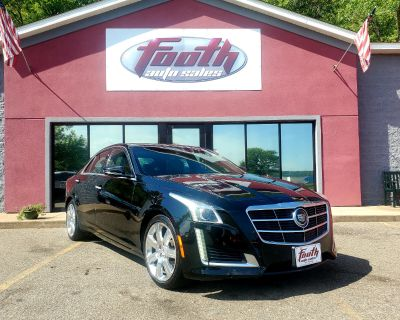 2014 Cadillac CTS Sedan 4dr Sdn 3.6L Premium AWD