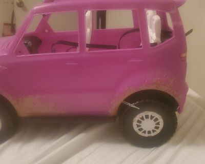 Barbie Doll truck for sale
