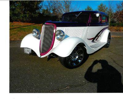 1934 Ford 4 Door