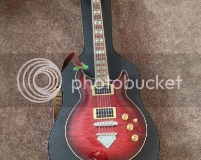 FS: Ibanez Artist Series guitar