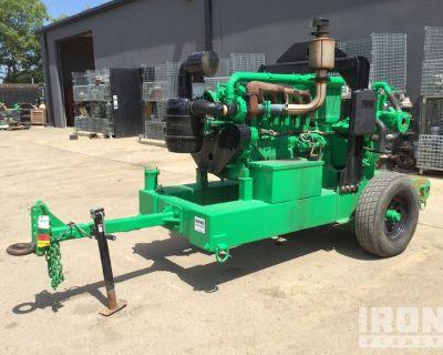 2015 Pioneer PP63C17L71 Water Pump