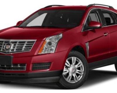 2015 Cadillac SRX Premium Collection