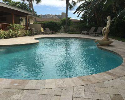 Oceanside Mist Apts: Heated Pool, Hot Tub & Tiki Bar! 2 Bed 2 Bath-Flagler Suite - Lauderdale-by-the-Sea