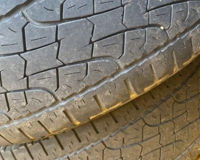 FS 245/70/17 set of 4 Pirelli Scorpion QUALITY tires