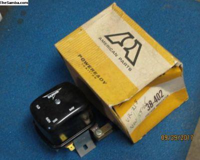 Voltage Regulator Power ready Ignition