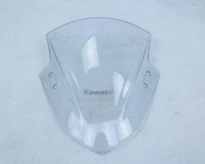 13-16 Kawasaki Ninja 300 Ex300a Windshield Wind Screen Shield